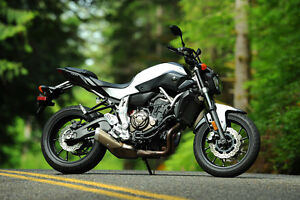 WANTED: Yamaha FZ-07