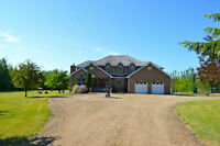 3 acres of privacy 3 mins from Henday in Glenview Acres