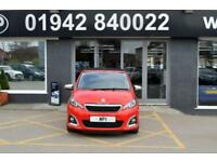 2015 15 PEUGEOT 108 1.2 ALLURE TOP 3D 82 BHP CONVERTIBLE,8-000M FSH,1 OWNER,