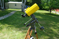 Telescope by JSO