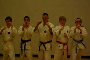Summer Beginners (7 -12 yrs) Children's Karate at the YMCA Peterborough Peterborough Area image 6