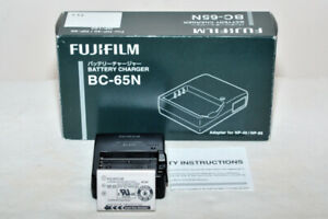 FUJI original BC-65N CHARGER & NP95 battery for x100 x100s