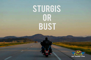 Sturgis or Bust!!