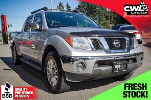 Nissan Frontier 4WD Crew Cab 4.0L V6 2010