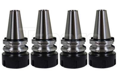 """3pcs BT30 ER16 110mm 4.33/"""" Collet Chuck Tool Holder Balanced G2.5 12000RPM New"""
