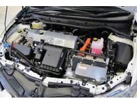 2013 TOYOTA AURIS 1.8 VVTi Hybrid Excel 5dr CVT Auto SAT NAV PAN ROOF