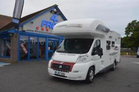 2007 CHAUSSON WELCOME 17 FIAT DUCATO 40 MULTIJET 3.0 DIESEL 6 SPEED MANUAL 6 BER