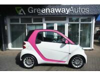 2011 SMART FORTWO COUPE PASSION MHD WHAT AN EYE FULL COUPE PETROL