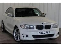 2012 62 BMW 1 SERIES 2.0 118D EXCLUSIVE EDITION 2D 141 BHP DIESEL