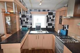 Static Caravan Hastings Sussex 2 Bedrooms 4 Berth Atlas Oakwood Super 2007