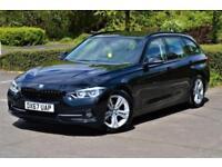 2017 BMW 3 Series 2.0 320d ED Sport Touring Sport Auto (s/s) 5dr
