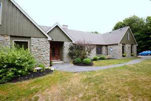 Gorgeous Fieldstone House For Sale