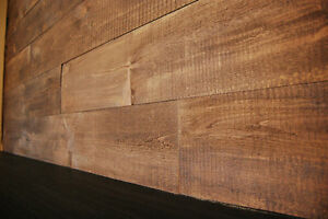 New Rustic Barnboard Wood Feature Walls Cambridge Kitchener Area image 4