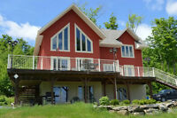Many Beautiful Country Homes for Sale close to Skiing and Lakes