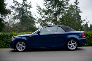 Go toppless! BMW 128i Convertable