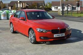 BMW 3 SERIES 2.0 320D EFFICIENTDYNAMICS 4D 160 BHP DIESEL