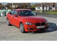 BMW 3 SERIES 2.0 320D EFFICIENTDYNAMICS 4D 160 BHP DIESEL
