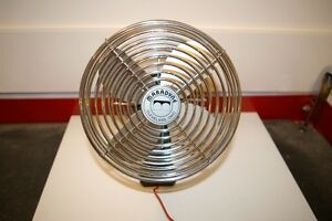 12 Volt 2 Speed Adjustable Fan