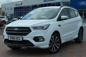 2018 FORD KUGA 1.5 TDCi ST-Line 5dr Auto 2WD