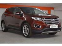 2016 FORD EDGE 2.0 TDCi 210 Titanium 5dr Powershift