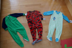 Fleece Pajamas - 24 Month Size - New with Tags