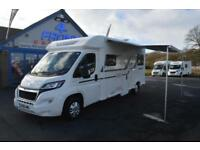 2015 BAILEY APPROACH ADVANCE 665 PEUGEOT BOXER 2.2 130 BHP MANUAL 6 BERTH 6 TRAV