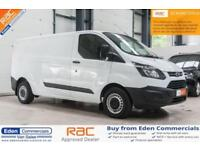 2014 14 FORD TRANSIT CUSTOM 2.2 290 LWB LONG WHEEL BASE PANEL VAN