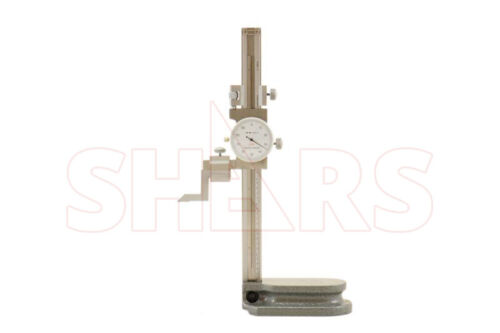 "SHARS 0-6"" Dial Height Gage Graduation .001"" NEW R]"