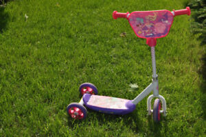 Kids scooter for 3-6 year old