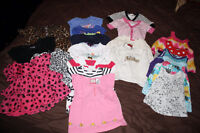 baby girl 3-12 months clothes