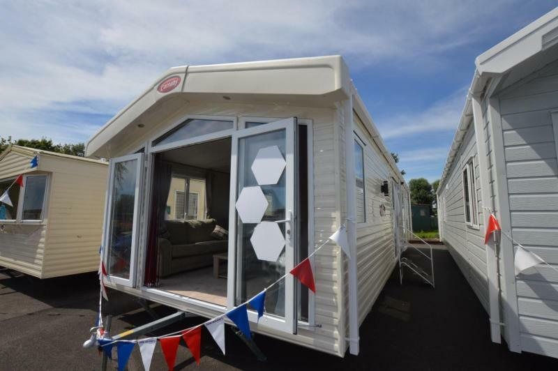 Static Caravan Chichester Sussex 3 Bedrooms 6 Berth Carnaby Helmsley Lodge 2017