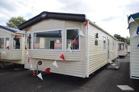 Static Caravan Chichester Sussex 2 Bedrooms 6 Berth ABI Oakley 2015 Chichester