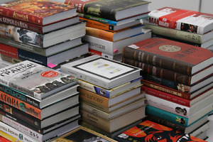 WE WANT YOUR BOOKS!