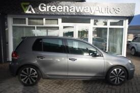 2012 VOLKSWAGEN GOLF GTD TDI FULL LEATHER SUNROOF £2225 WORTH OF EXTRAS HATCHBAC