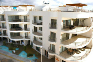 Mexico Luxury Rentals - 2 bedroom Front Beach
