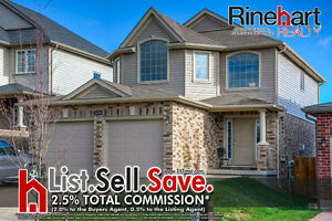 LIST.SELL.SAVE. 2.5% TOTAL | 1178 Whetherfield St. $374,900 London Ontario image 1