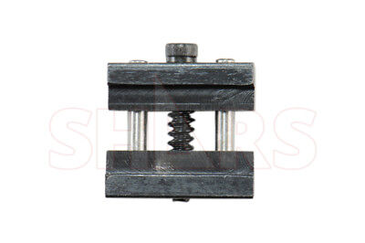 38- 34 Milling Vise Work Stop Quick Clamp Clamping Jaw Kit
