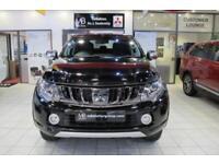 2016 MITSUBISHI L200 Ninja Warrior 4WD Auto Double Cab DI D 178 SPECIAL EDITION