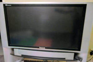 Panasonic DLP  50 inch TV with Stand