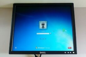"17"" LCD monitor for PC"