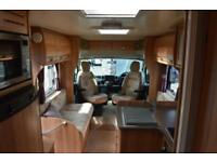 2012 BAILEY APPROACH 740 SE 2.2 DIESEL 6 SPEED MANUAL 130 BHP 4 BERTH MOTORHOME