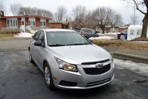 2011 Chevrolet Cruze LS  45 658 km
