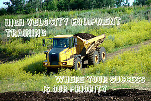 Interested in Heavy Equipment ? Come get certified with us ! London Ontario image 3