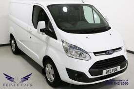 2015 Ford Transit Custom 2.2TDCi ( 125PS ) 270 L1H1 Limited