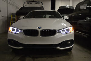 2016 BMW 428 I X drive Convertible with 014220 KM