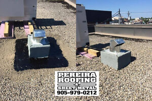 Flat Roofing Repairs, Removal, New Installment & Inspections. London Ontario image 10