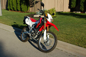 2014 CRF250L - 25% less than new