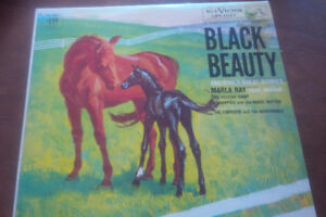 LP: Black Beauty and Other Great Stories
