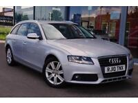 2010 AUDI A4 2.0 TDI 143 SE Multitronic Auto BT, HTD SEATS and E TAILGATE