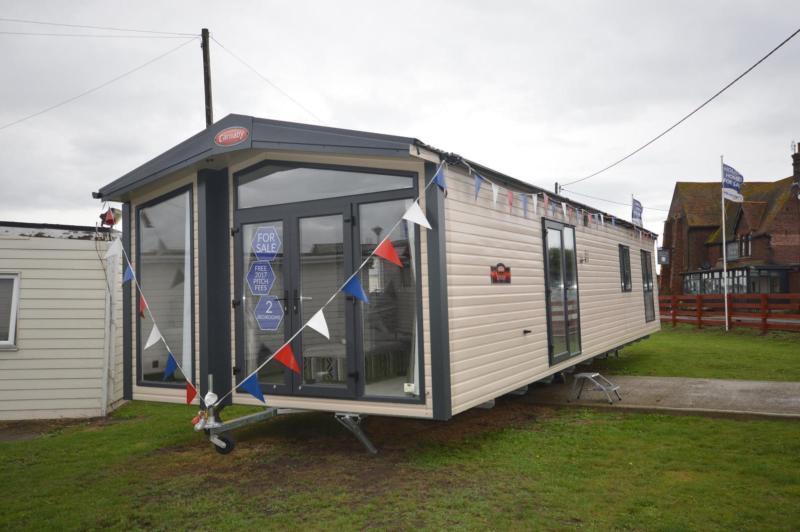 Static Caravan Whitstable Kent 2 Bedrooms 6 Berth Carnaby Envoy 2017 Alberta